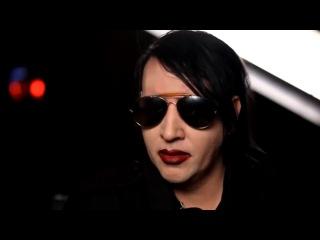 Marilyn Manson interview 2012