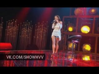 Александра Попова - Вахтерам (Хочу в ВИА Гру)голос потрясающий у девушки
