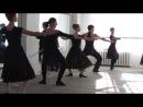 нвродный танец (плие) 1к.1с.