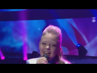 Junior Eurovision 2013 - Anastasiya Petryk - Nebo The Winner (Дитяче Євробачення 2013 | Інтервал-акт - Анастасія Петрик) [LIVE]