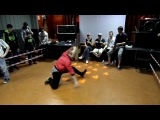 UNDEGRAUND BATTL; Финал за 1 & 2 место: Jerry & Okinava. Jerry жжет танцпол.