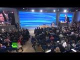 Большая пресс-конференция Владимира Путина (Эфир от 19.12.13)