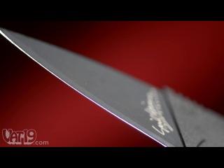 CardSharp Credit Card Knife нож кредитка кардшарп 2