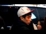 [FANCAM] 131123 Seventeen leaving Ilchi Art Hall after Seventeen Show 3