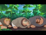 Три Богатыря и Шамаханская Царица - Беда с бабами (мультфильм)