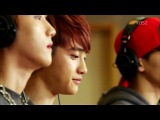 Baekhyun, D.O, Chen, Luhan (EXO) - Open Arms (рус. саб.)