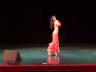 Эльмира Исмаилова номинация  классическая песня  полуфинал - импровиз
