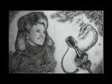 Мои рисунки Виктора Романченко и друзей