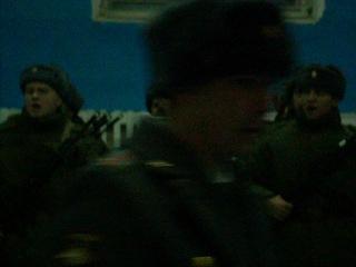 Присяга Пакино в/ч 30616-7 3 танковая рота