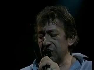 Serge Gainsbourg. J'ai eu une une crise cardiaque ce qui prouve que j'ai un coeur.
