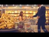 Голые девушки в Торговом Центре Минска   Обнаженные покупательницы в супермаркете   Ню Шоппинг [Фотограф, модель, эротика, не порно]