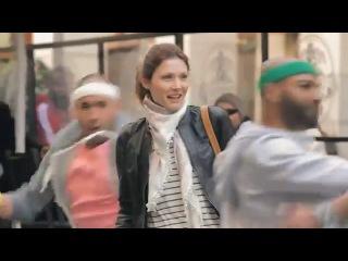 Очумелая реклама Nivea скрытой камерой! ) Вау!!!