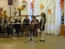 Ксю выступает на конкурсе со стихотворением собственного сочинения Что может дружба