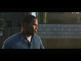 GTA 5 гта 5 трейлер №2. (трейлер появился на оф. сайте 14.11 в 20:00)