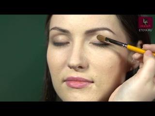 Простое решение для макияжа глаз со сложным строением век от Make Up For Ever