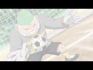 Inazuma eleven go: chrono stone | одиннадцать молний. только вперёд: камень времени 2 серия [рус. озв. anzen]