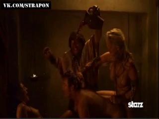 Жесткий страпон секс в Древнем Риме