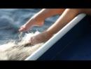 Фотосет Malinda A. Summer on a boat Видео с фотосета 18+