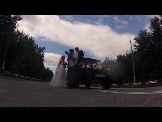 SDE свадьба  Кати и Саши 7.09.2013