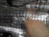 Закрытие технологических отверстий Шумофф Bass (Шумофф - Нижнекамск)