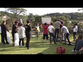Minho Sulli / Ending scene - TTBY Making of DVD