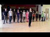 Армянские танцы в Витебске Урок №2(3)