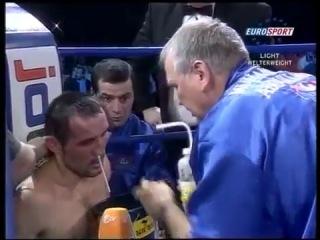 2005-11-26 Andrey Kotelnyk vs Muhammad Abdullaev (vacant WBO Asia Pacific light welterweight title vacant, WBA Inter-Continental