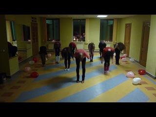 Kristina Si - V Tvoih Moih Mechtah, choreography by Alyona Energy