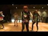2ne1 i am the best choreography practice (uncut ver.)000