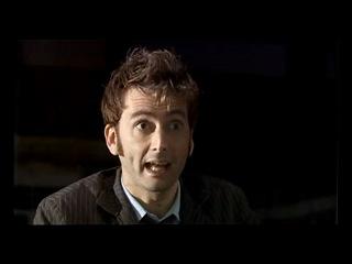 Доктор Кто - Доктор и Донна: невербальное общение. Фрагмент