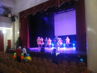 Репетиция к концерту
