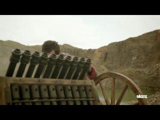 Демоны Да Винчи / Da Vinci's Demons.1 сезон.Русский Трейлер 3 [AlexFilm]