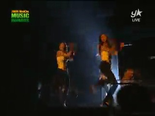 [PERF] SNSD - Tell Me Your Wish + Gee (YSTAR 2009 Melon Music Awards 2009.12.16)