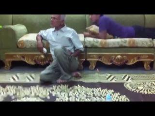 Петарда для бати (Видео из +100500)