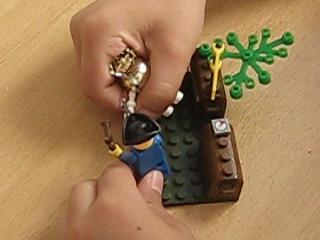 Мультик -  Лего, Пираты Карибского моря.