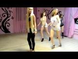 120512 DJ Sandro Escobar vs. Блестящие - Чао Бамбино (feat. Katrin Queen)