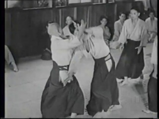 Морихей Уэсиба   ,уке-Койчи Тохей,Морихиро Сайто,Сиода Годза