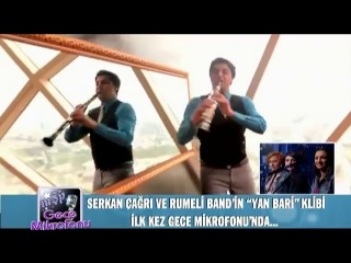 Serkan Çağrı - Yan Bari