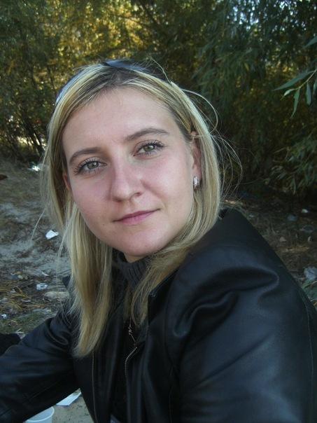 Саша блонди
