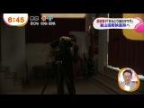 130820 Mezamashi TV (Acchan, AKB48, NMB48)