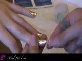 Фольга пленка для ногтей