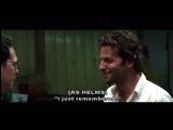 Мальчишник в Вегасе / Мальчишник 2 : Из Вегаса в Банкок. Смешные и неудачные дубли/кадры ( английские субтитры)