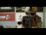 Airsoft GI - KRISS Vector, FMG4, Magpul PDR, M1 Garand Shooting Video