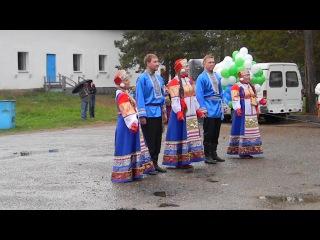 Празднование Дня Государственности Республики Коми в г. Печора 24. 08. 2013 г.
