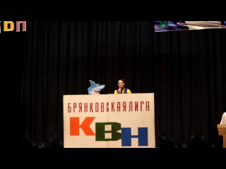 Команда Не Те Фристайл на Фестевале БЛиК 2013