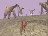Охота аллозавров в Spore