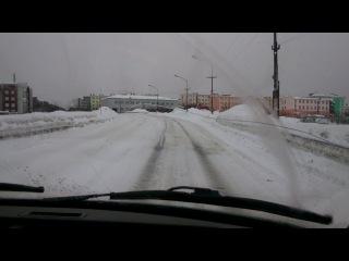 ледовая дорога.24.02.2014.в 14.50