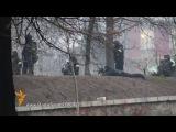 Силовики стріляють бойовими кулями - 20.02.2014
