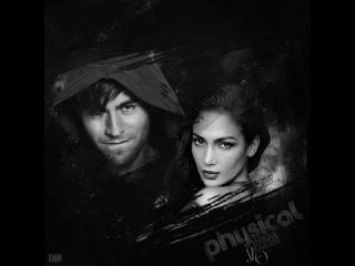 Enrique Iglesias FT. Jennifer Lopez & Snoop Lion - Physical (OFFICIAL AUDIO)