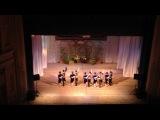 Народный ансамбль Украины АЙРЕНИК, танец ЛОРКЕ